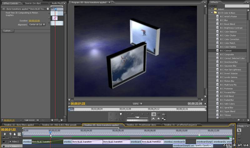 Adobe Premiere Plugins Collection.